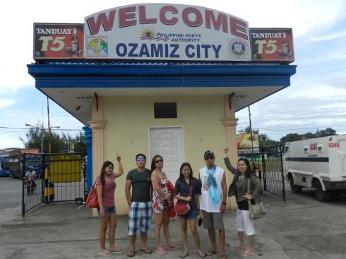 ozamis port, ozamis city